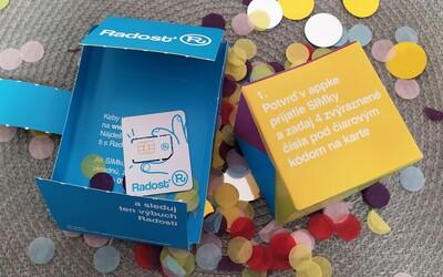 Otvorila som balíček so SIMkou a vybuchli na mňa konfety. Prekvapil ma operátor Radosť aj službami?