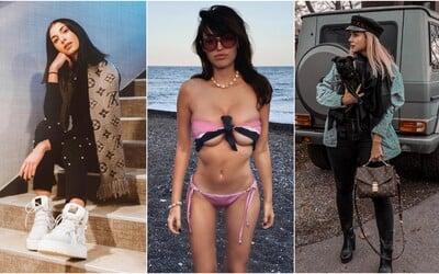 Outfit aj za 10 000 eur: Toto sú najdrahšie kúsky slovenských módnych blogeriek