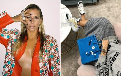Outfit za 100 000 €. O najluxusnejšie kreácie sa v roku 2018 postarala Dominika Cibulková