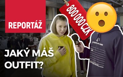 Outfit za 800 000 Kč? Návštěvníci Teniskology 3 v Praze prozradili hodnotu svého oblečení (Video)