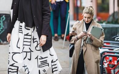 Outfity bežných ľudí z Fashion Live! sú dôkazom toho, že situácia s oblečením sa u nás zlepšuje