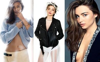 Outfity módní guru Mirandy Kerr aneb jarní trendy přímo z první ruky