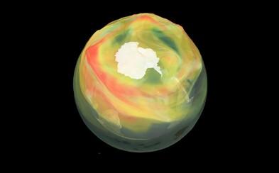 Ozónová diera by sa do roku 2060 mala úplne zaceliť. Túto zimu je však nad Arktídou extrémne veľká