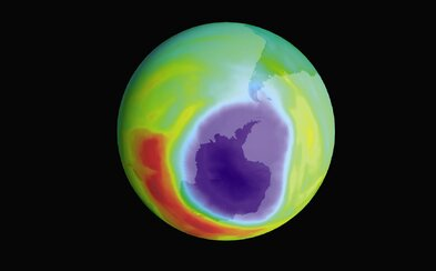Ozónová diera nad Antarktídou zmizne do roku 2070