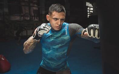 Páčia sa vám novodobí gladiátori? Gábor Boráros je jedným z najvýraznejších MMA zápasníkov na Slovensku
