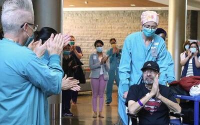 Pacient, který ležel více než 60 dní v nemocnici s koronavirem, musí zaplatit téměř 1,1 milionu dolarů
