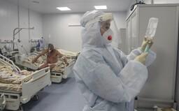 Pacienti se údajně nakazili dvěma variantami koronaviru. Jaký byl průběh onemocnění Covid-19?