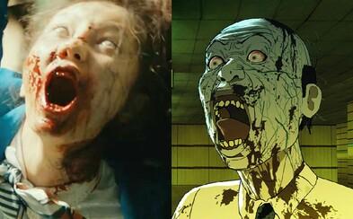 Páčila sa vám zombie akcia Train to Busan? Pozrite si upútavku k jej animovanému prequelu