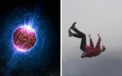 Pád do neutronové hvězdy nebo středu Země. Vědci popsali nejpříšernější a nejkrutější způsoby, jak umřít
