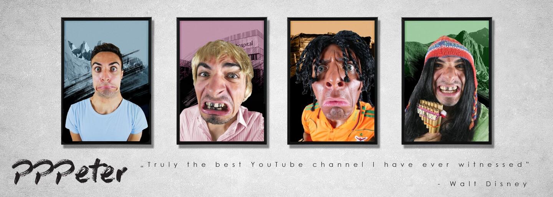 Padol slovenský YouTube na dno alebo tu ešte stále nájdeme zaujímavý obsah? PPPeter je ukážkovým príkladom vtipnej a zaujímavej tvorby (Rozhovor)