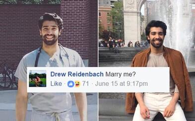 Pakistanský lekár si v New Yorku hľadá izbu a ľudia sa naňho nemôžu vynadívať. Ženy si ho chcú vziať za muža a s bývaním nie je žiadny problém