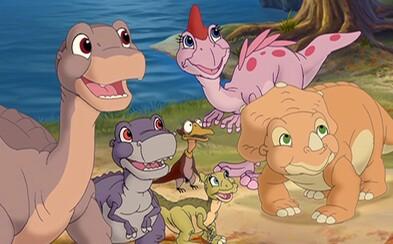 Pamätáte si na krásny animák Zem dinosaurov od Stevena Spielberga a Georga Lucasa? Citlivým je aj po 30 rokoch od premiéry