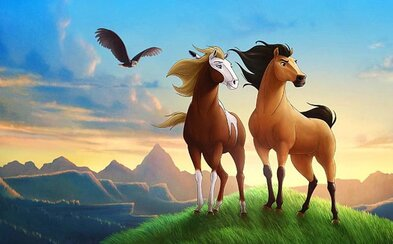 Pamätáte si na krásny westernový animák Mustang, ktorý nadchne aj súčasného diváka každého veku?