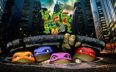Pamätáte si na pôvodné Mladé ninja korytnačky, fenomén, pri ktorom mnoho z nás vyrastalo?
