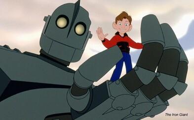 Pamätáte si na vtipný a dojímavý animák Železný obor, s ktorým nás sprevádza množstvo nostalgie?