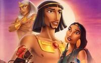Pamatujete si ještě z dob VHS na milovaný a nesmírně kvalitní animák Princ egyptský, kterému se nikdy nepodařilo stát se klasikou?