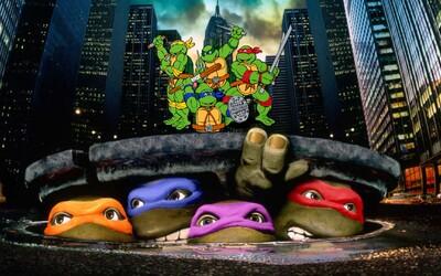 Pamatujete si na původní Želvy Ninja, fenomén, u kterého mnoho z nás vyrůstalo?