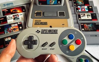 Pamatujete si nostalgické Super Nintendo z 90. let? I dnes dokáže pořádně zabavit