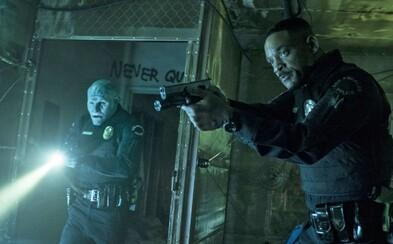 Pán prsteňov v Los Angeles a s hláškujúcim Willom Smithom? Policajné fantasy Bright má vonku epický trailer