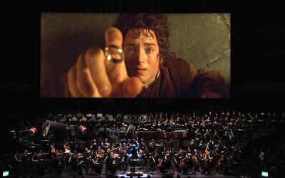 Pán prstenů ožije v Praze spolu s orchestrem na obrovském plátně
