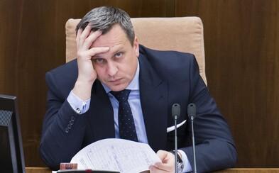 """""""Pán redaktor, ťažko vládzem, fakt som dosť popil."""" Danko v Rádiu Expres priznal, že smútok z prehry Slovenska riešil alkoholom"""