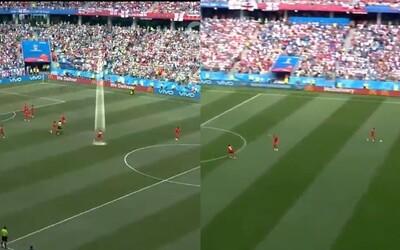 Panamčania šli streliť gól, kým sa Angličania radovali. Nevedeli pravidlá, tak chceli opustené ihrisko využiť na protiútok