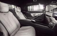 Pancierový Maybach za vyše 560-tisíc € odhalený. Zoznámte sa s najbezpečnejším civilným autom svojho druhu