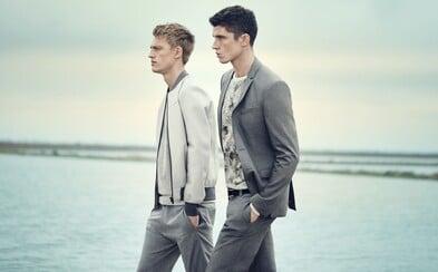Pánska elegancia a dámske retro vládnu kampani Zara určenej na jar/leto 2015
