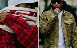 Pánská móda a její trendy na nejbližší měsíce. Krok vedle neuděláš denimem ani kůží