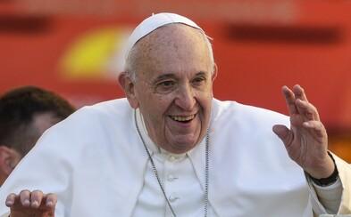 Pápež František podporil registrované partnerstvá: Aj gejovia sú Božie deti, tvrdí