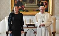 Pápež pôjde na Luník IX. Prezidentka Čaputová mu však program neorganizuje, odkazujú z paláca Dankovi