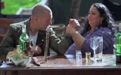 Para, Moja reč a Sendreiovci spoločne v novom klipe