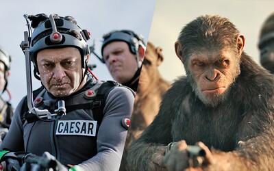 Parádne video o vizuálnych trikoch a ich náročnosti pre najnovšiu Planétu opíc jasne dokazuje, že Caesar musí vyhrať Oscara za CGI!