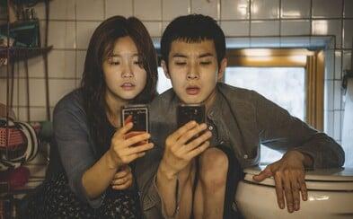 Parazit je kandidátem na film roku. Jihokorejské drama o chudé rodině tě emocionálně vyšťaví i pobaví