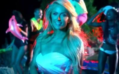 Paris Hilton a Lil Wayne so spoločným klipom Good Time