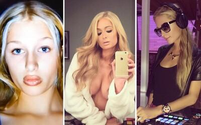 Paris Hilton oslavuje 40. narodeniny. Mladučká pózovala s odhaleným dekoltom, prišla o dedičstvo, ale aj tak zarába milióny