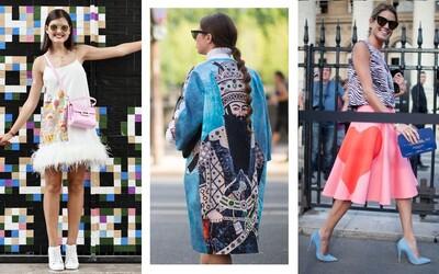 Paříž opět rozkvetla dámskou módou během přehlídek Haute Couture na podzim 2015