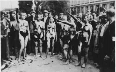 """Parížske prostitútky čelili na konci vojny náporu 10-tisíc vojakov denne. Krajina """"zradkyne"""" spávajúce s nacistami tvrdo trestala"""