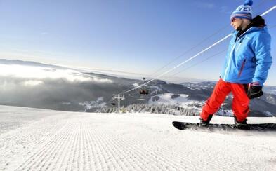 PARK SNOW Donovaly ponúka najlepší snowpark či kilometre zjazdoviek. Lístok si pritom vieš za pár eur objednať aj cez smartfón