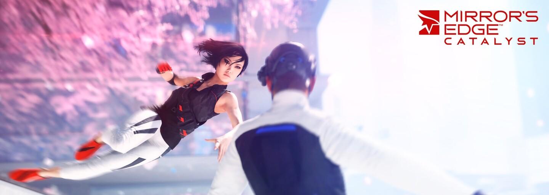 Parkour, napětí a dávka akce v novém, pětiminutovém videu z hraní Mirror's Edge: Catalyst