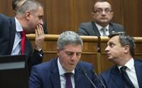 Parlament schválil 50-dňové moratórium na prieskumy pred voľbami, prelomil veto prezidentky Čaputovej (Aktualizované)
