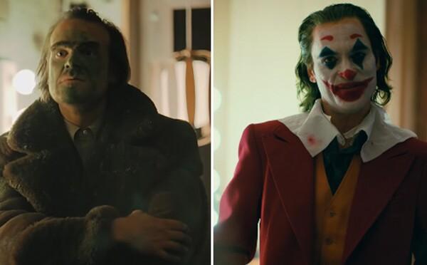 Paródia na Jokera s hviezdou Stranger Things pobaví fanúšikov úspešnej novinky od DC