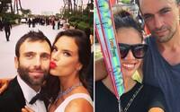 Partneri modeliek z Victoria's Secret: Zoznámte sa s mužmi, ktorí stoja po boku najkrajších žien sveta