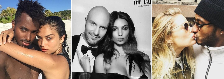 Partneri modeliek: Zoznámte sa s mužmi, ktorí si získali srdcia krások ako Emily Ratajkowski, Irina Shayk či Doutzen Kroes