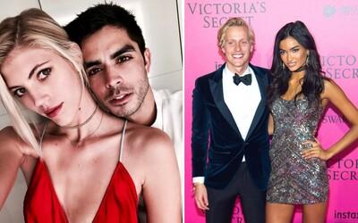 Partneri modeliek: Zoznámte sa s mužmi, ktorí si získali srdcia krások ako Miranda Kerr či Michaela Kocianová
