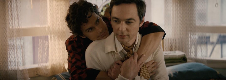 Párty 9 homosexuálov sa nečakane zvrtne. Herec Sheldona hviezdi v novinke od Netflixu