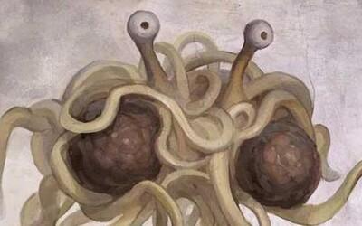 Pastafariánstvo: Parodické náboženstvo uctievajúce špagetové monštrum