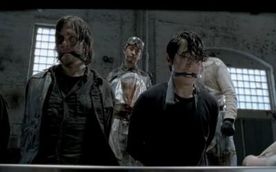 Pátá série The Walking Dead se blíží, podívejte se na trailer