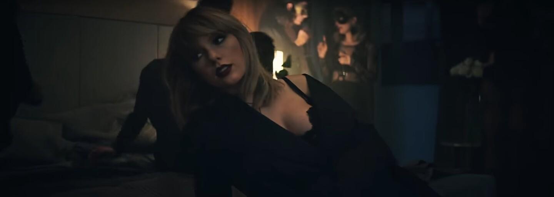 Erotických Padesát odstínů temnoty dostalo lechtivý klip k úvodní písni od Taylor Swift a Zayna