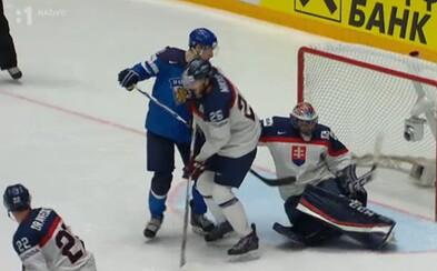Päťku sme dostali aj od Fínov. Slováci opäť nedokázali skórovať a rozhodne sa v zápase proti Američanom